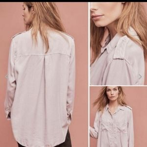 """Anthro - Holding Horses """"Dimanche"""" Blouse"""